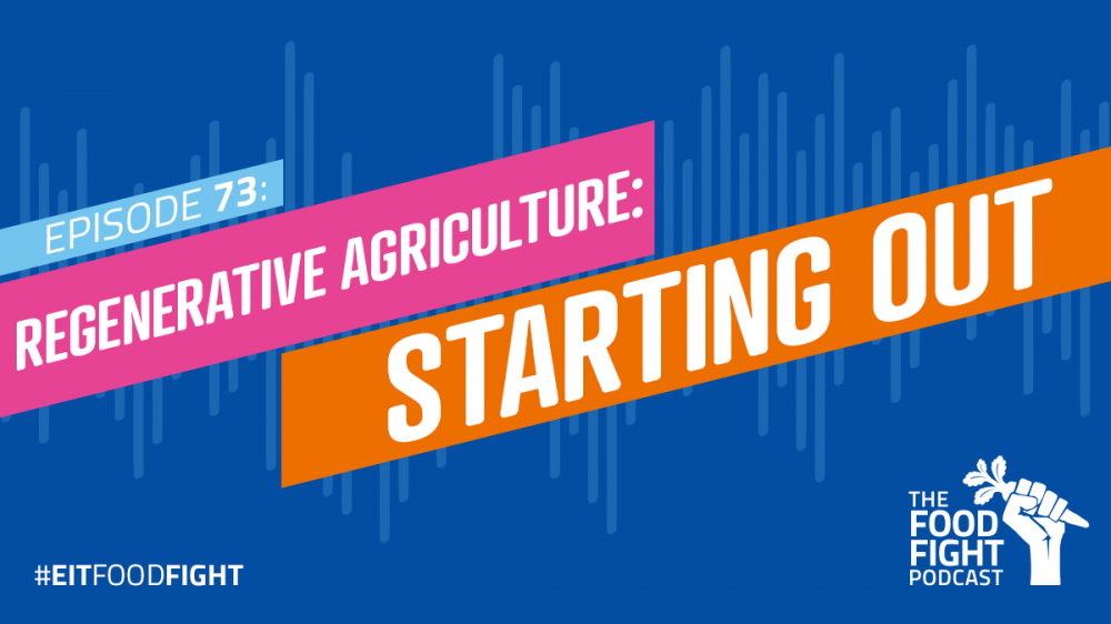Regenerative agriculture: starting out