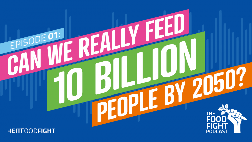 Can we really feed 10 billion people by 2050?