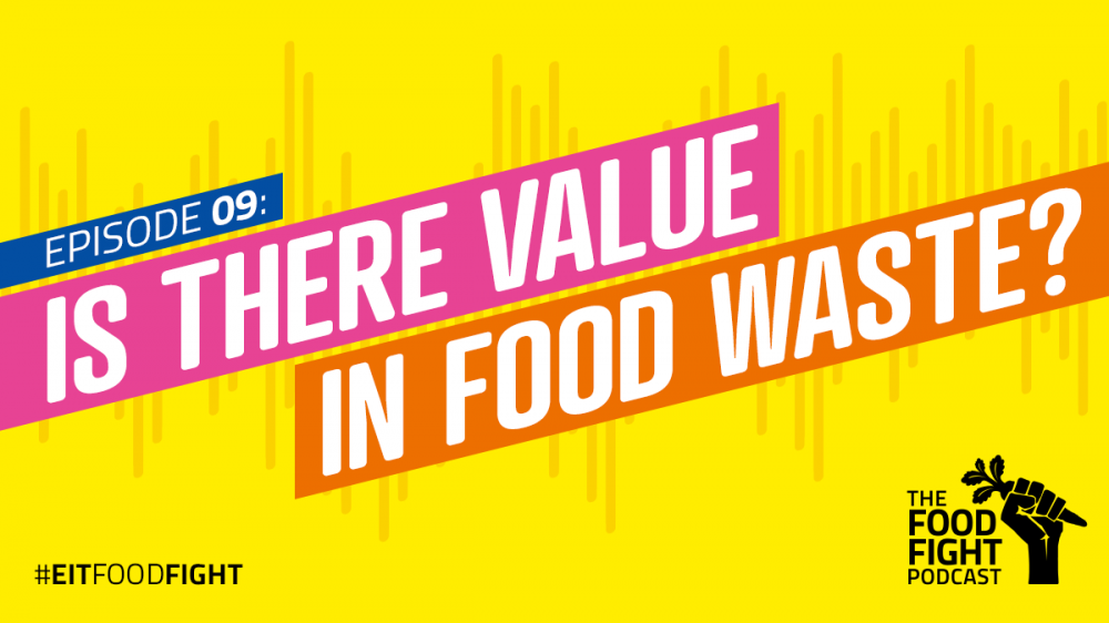 Is there value in food waste?