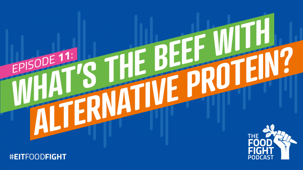What's the beef with alternative protein?