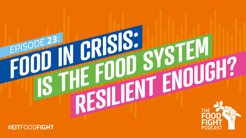 Food in crisis: is the food system resilient enough?
