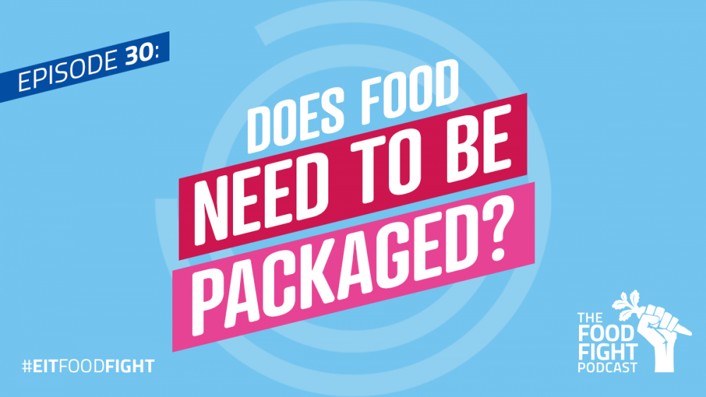 Does food need to be packaged?