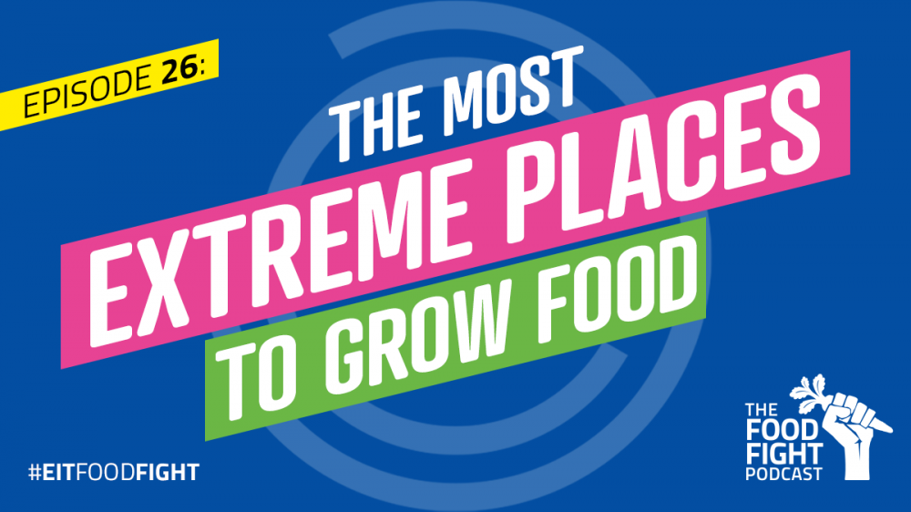 The most extreme places to grow food
