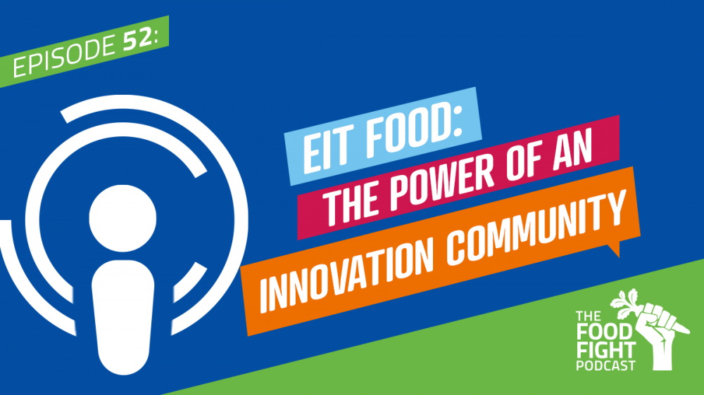 EIT Food: the power of an innovation community