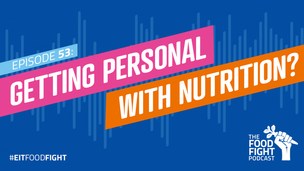 Getting personal with nutrition